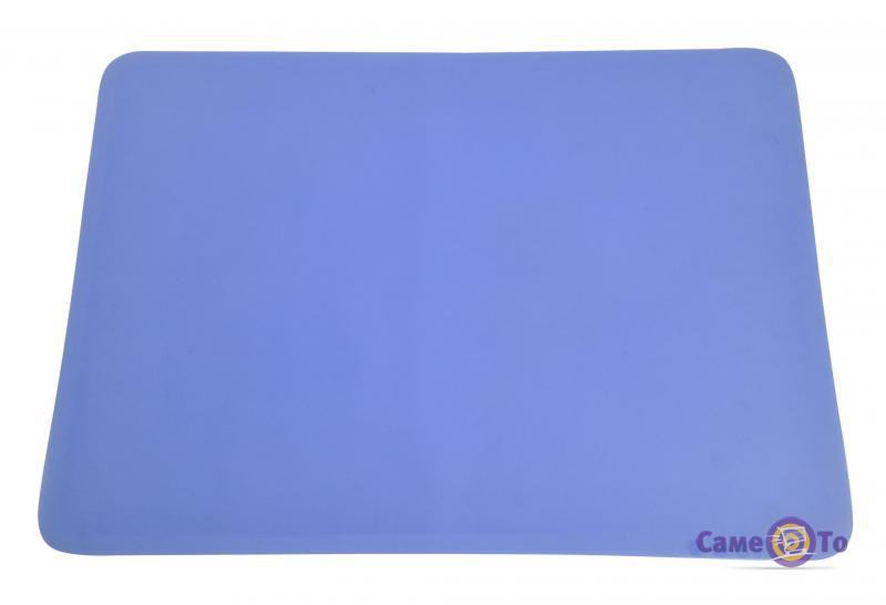 Силиконовый коврик для выпечки 37х27 см. (антипригарный)