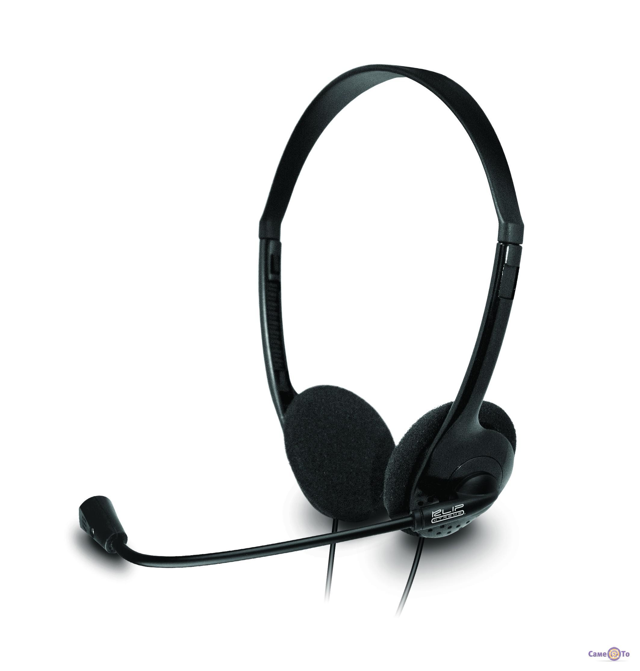 Навушники-гарнітура з мікрофоном Klip Xtreme Talk KSH-280 5d3ec6d2d7a0a