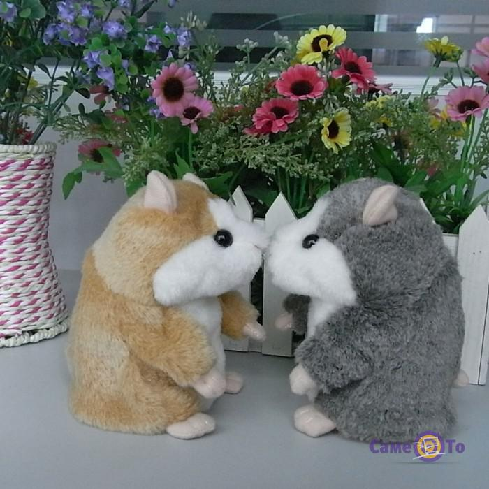 Говорящий хомяк Mimicry Pet Hamster
