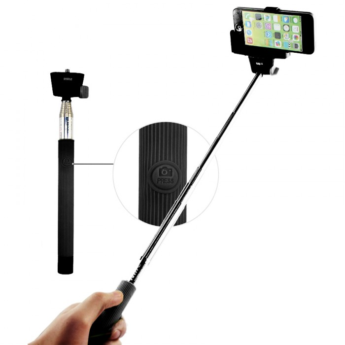 Монопод для селфи с Bluetooth Z07-5 Wireless Monopod