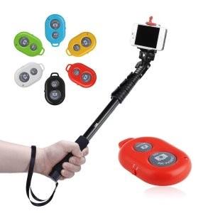 Пульт для камеры смартфона Bluetooth Remote Shutter