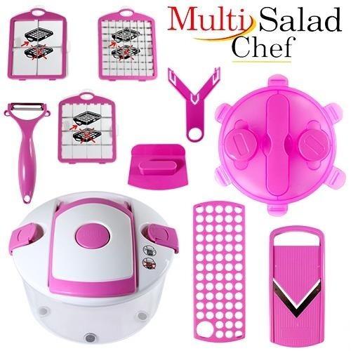 Овощерезка Multi Salad Chef 13 предметов
