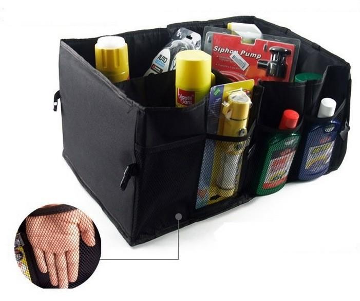 Органайзер в багажник автомобиля Smart Trunk Organizer