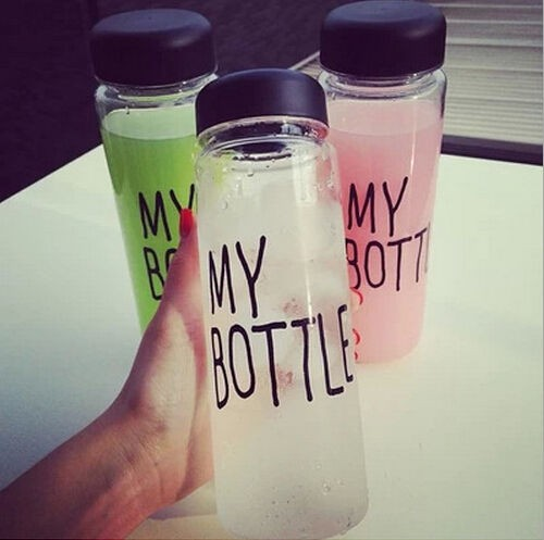 Бутылка My Bottle Моя бутылка