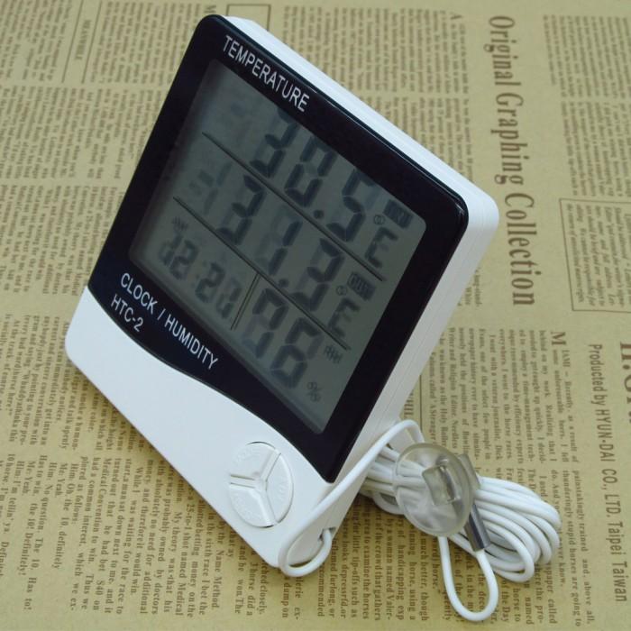 датчиком инструкция с термометра цифрового выносным