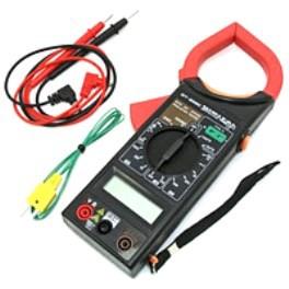 Токовые клещи цифровые DT 266C Digital Clamp Meter