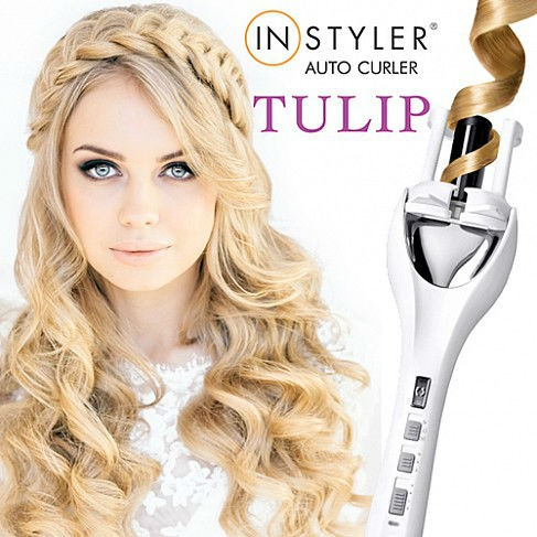 Стайлер для волосся Instyler Tulip Інстайлер Тьюліп