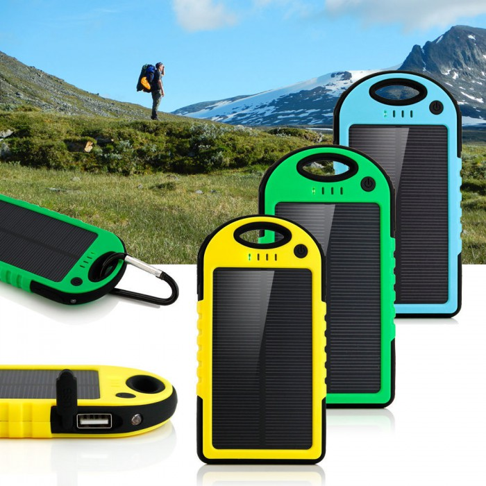 ��������� �������� ���������� Solar Charger 1000 S