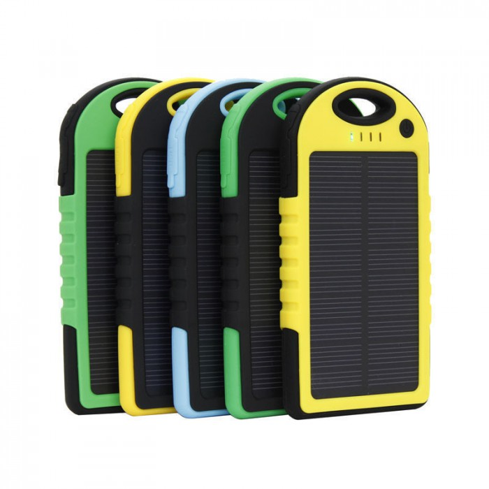 Солнечное зарядное устройство Solar Charger 1000 S