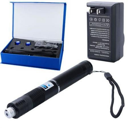 Синий лазер 10000mW Pro (445nm) YX-B008