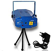 Лазерный проектор Laser Stage Lighting YX-09