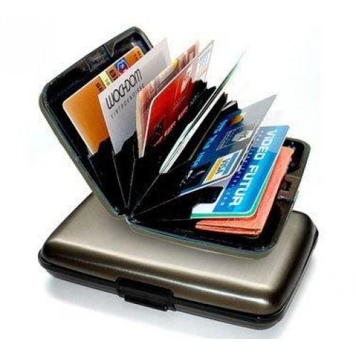 Кошелек для кредитных карт Aluma Wallet (Алюма Уоллет)