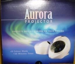 Ночной проектор-светильник Aurora «Северное Сияние»