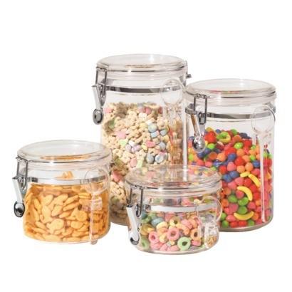 Банки для хранения сыпучих продуктов