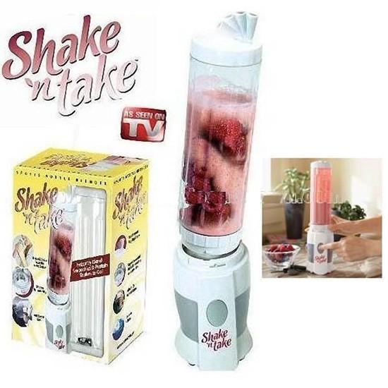 Блендер для коктейлей Shake'n Take (Шейк ен Тейк)