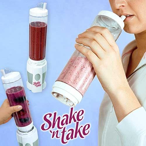 Блендер для коктейлів Shake'n Take (Шейк ен Тейк)