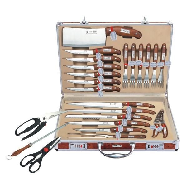 Набор кухонных ножей Bohmann BH-5525MRB