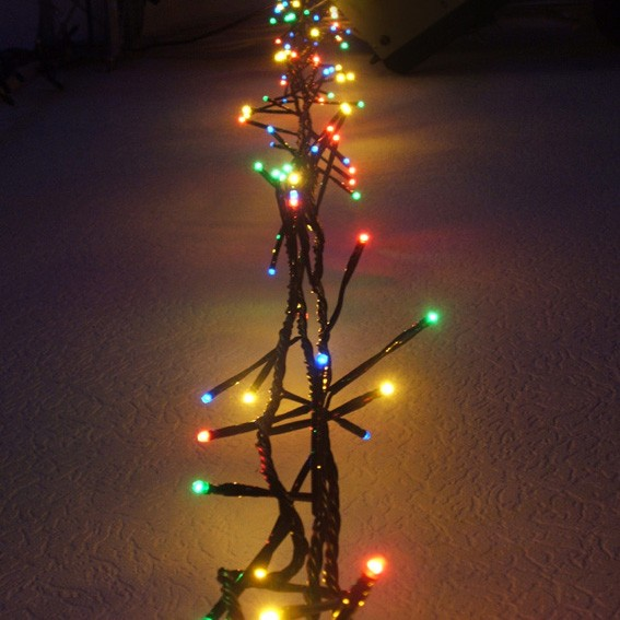 Уличная гирлянда 100 LED 10 метров
