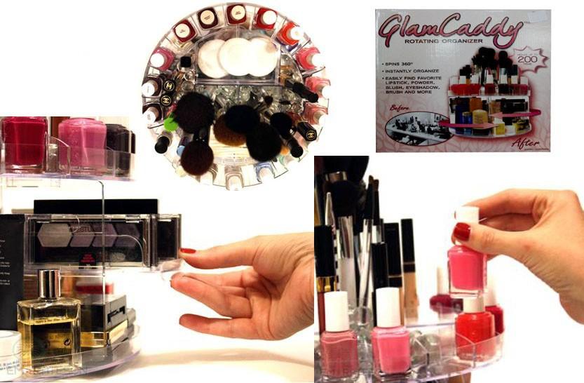 Органайзер для косметики Glam Caddy (Глем Кадди)