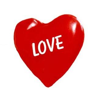 Солевая грелка «Сердце»