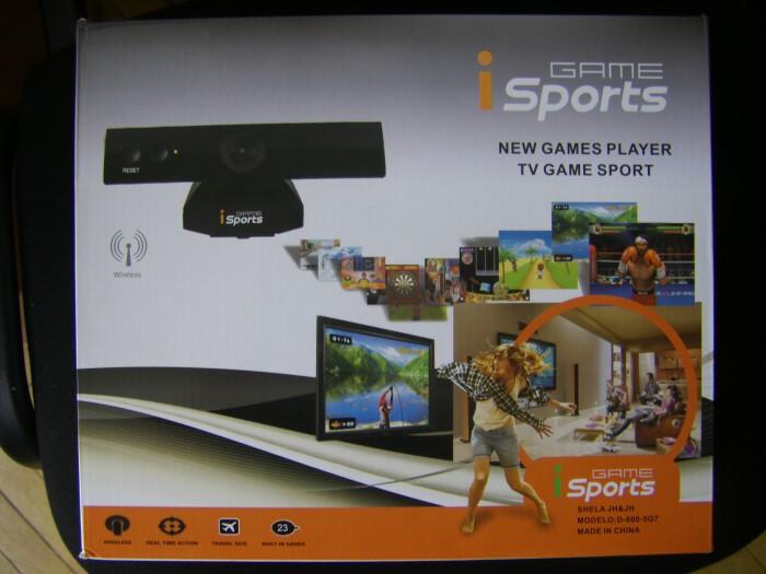 Игровая приставка Game Isports D-600-5G7 (аналог Kinect Xbox 360)