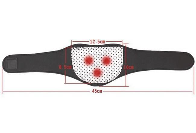 Магнитный турмалиновый воротник Magnetic Therapy Neck