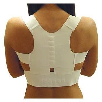 Магнитный корсет для спины от сутулости Emson