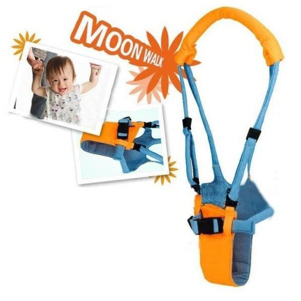 Вожжи - ходунки для детей Moby Baby Moon Walk