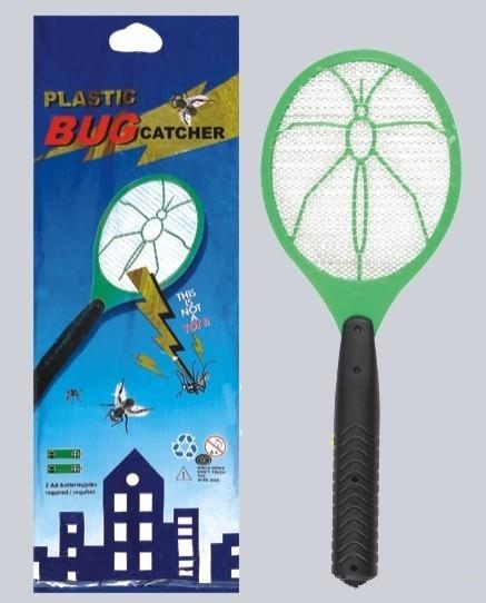 Электрическая мухобойка на батарейках