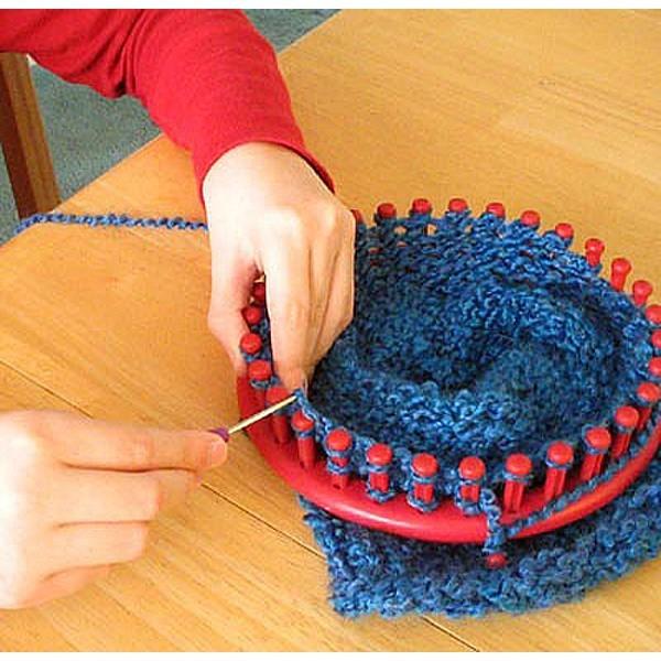 Лума для вязания Рукодельница