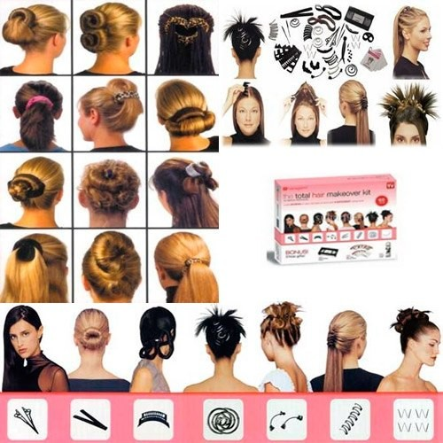 Набор заколок для волос Hairagami (Хэагами)