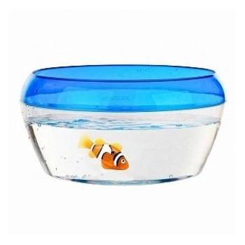 Детский аквариум с рыбкой NanoFish Нанорыбка