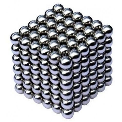 Неокуб головоломка (серебро, 5мм)