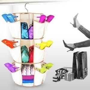 Органайзер для одежды и обуви Карусель (Smart Carousel)