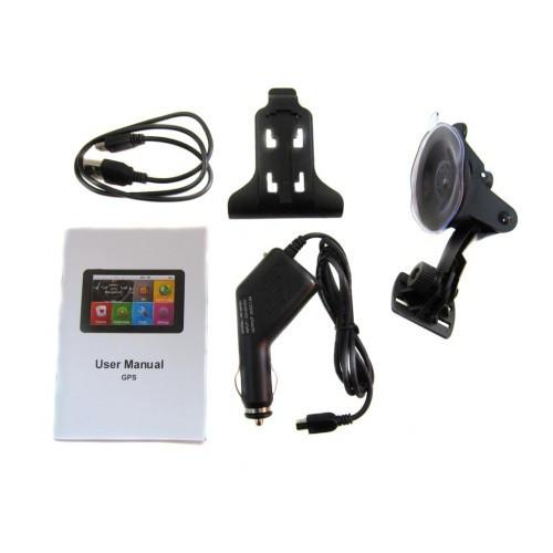 Автомобильный GPS навигатор Pioneer E80 5