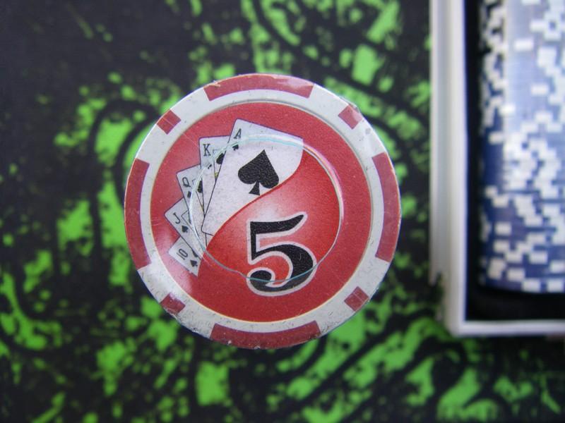 Покерный набор 200 фишек, кейс - металлик