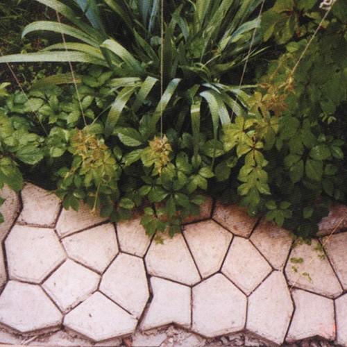 Формы для заливки садовых дорожек 60х50 см.
