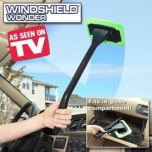 Швабра для чистки стекла автомобиля Windshield Wonder