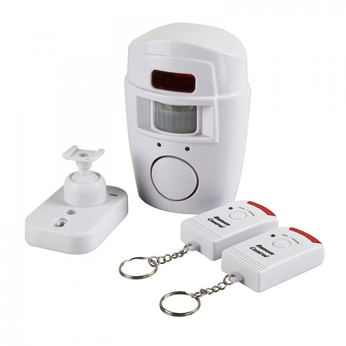 ������� ������������ � �������� �������� Sensor Alarm