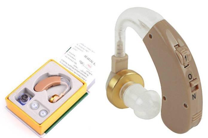 Слуховой аппарат (усилитель слуха) Happy Sheep Х-168