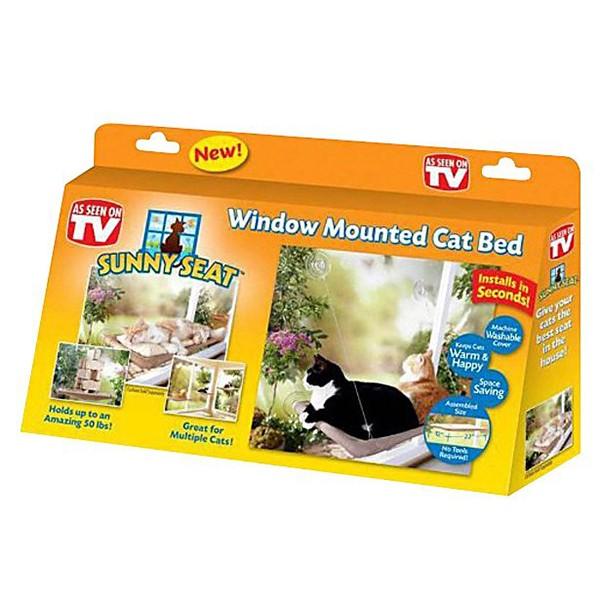 Лежанка оконная для кошки Sunny Seat Window Cat Bed