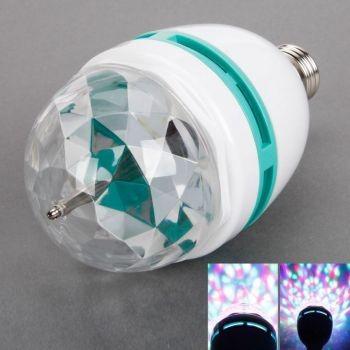 Светомузыка для дома - лампа для вечеринок LED Mini Party