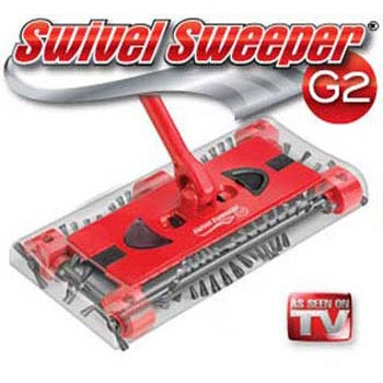 Электровеник Swivel Sweeper G2