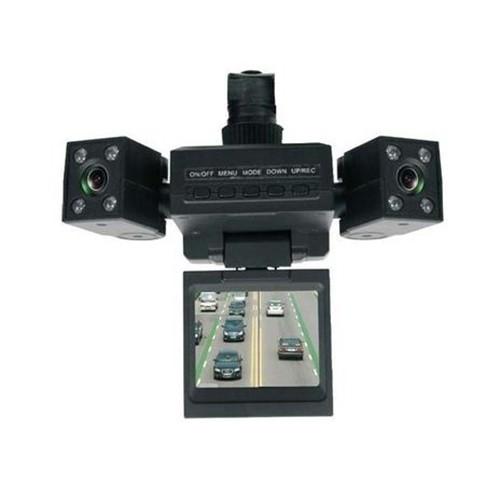 Видеорегистратор автомобильный на 2 камеры купить