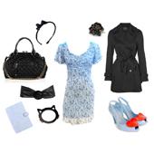 Білизна, одяг та аксесуари