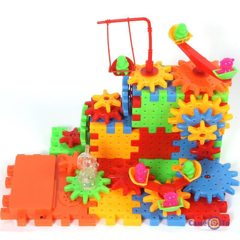 Музичний конструктор Building Block 81 деталь