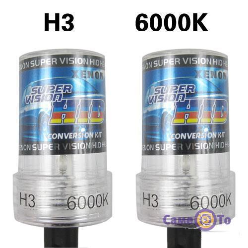 Ксенон HID H3 UKC 6000k
