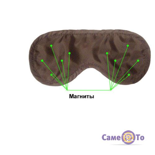 Очки магнитные для массажа глаз