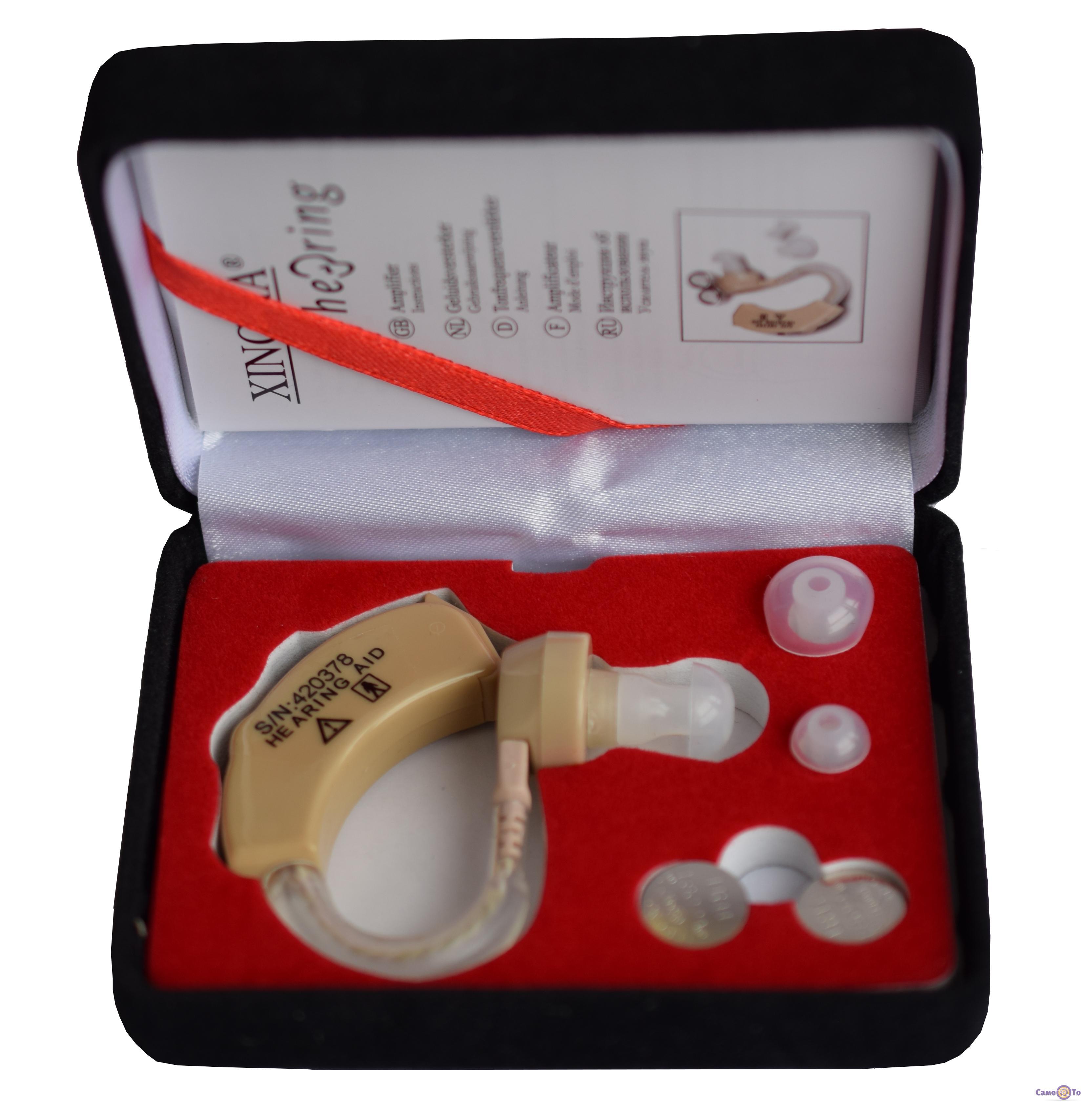 Заушной слуховой аппарат Xingmа XM-909E
