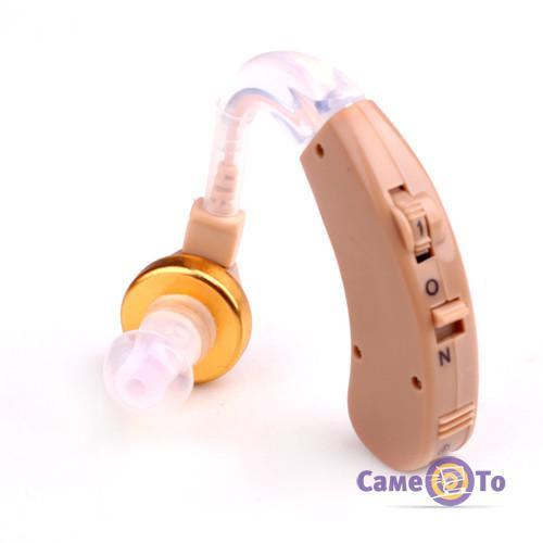 Заушный аналоговый слуховой аппарат Axon X-168